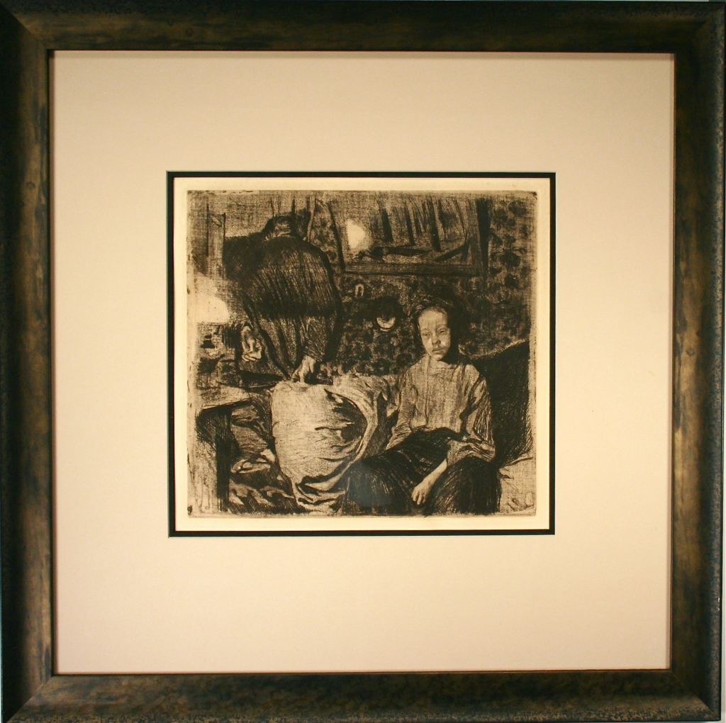 Kathe kollwitz etching for sale classifieds for Berlin antique mall dealer reports