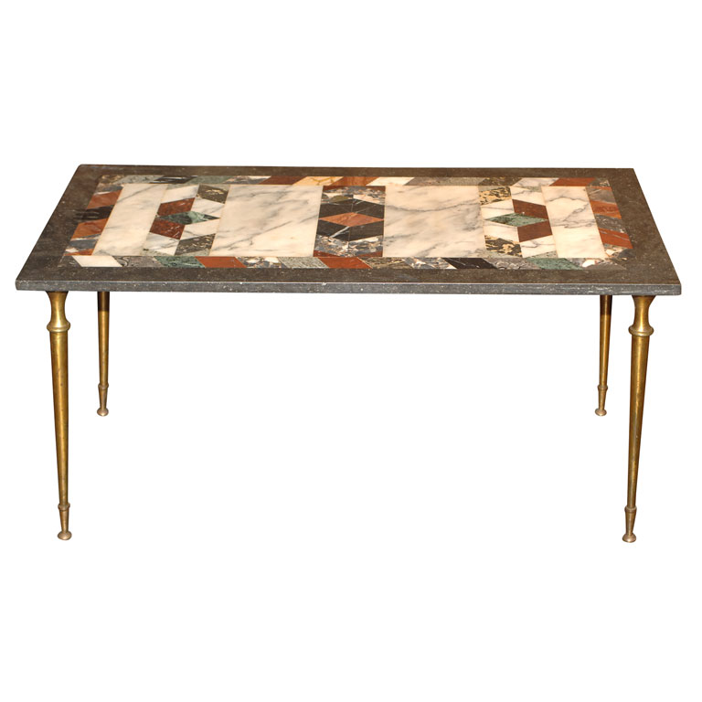 Pietra Dura Coffee Table For Sale Classifieds