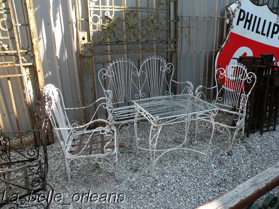 Patio Furniture Antique Wrought Iron Patio Furniture