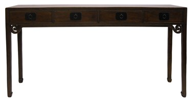 Antique chinese console table late 1800s for sale for Antique chinese tables for sale