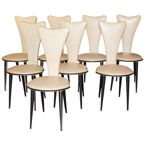1950S DINING CHAIRS Chair Pads amp Cushions