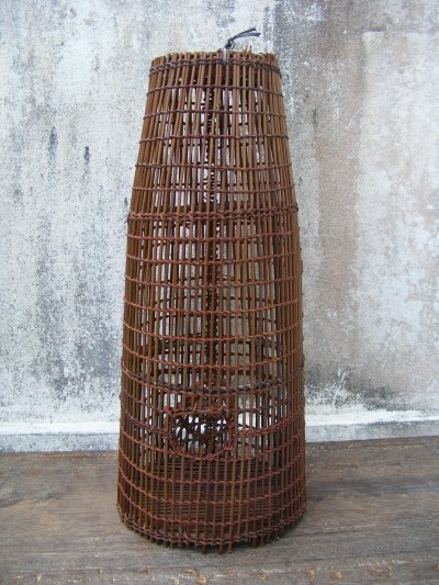 bubu duduk traditional fish trap 2 for sale antiques