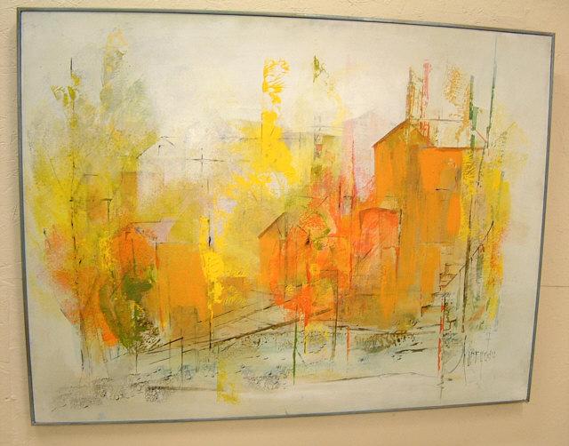 Modern Art abst...