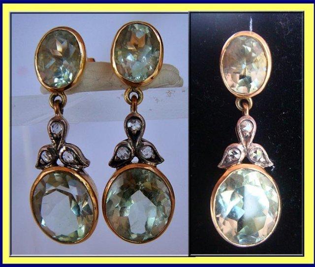 Amethyst Diamond Jewelry