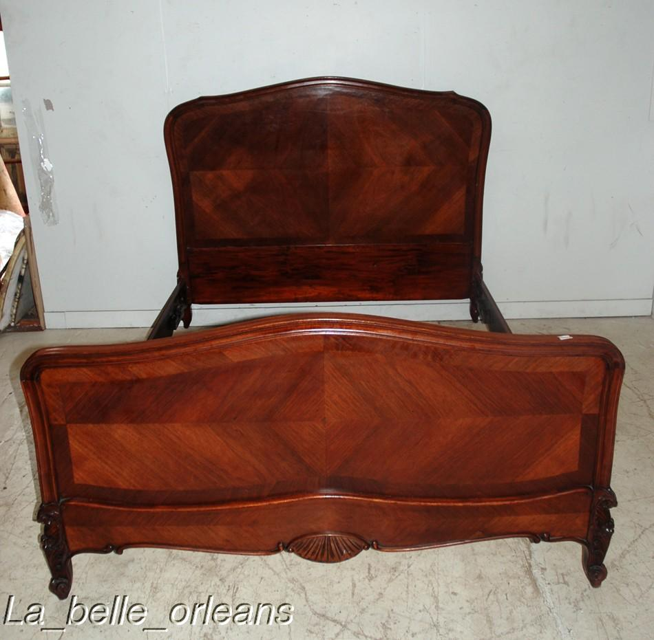 superb french louis xiv full size bed must see for