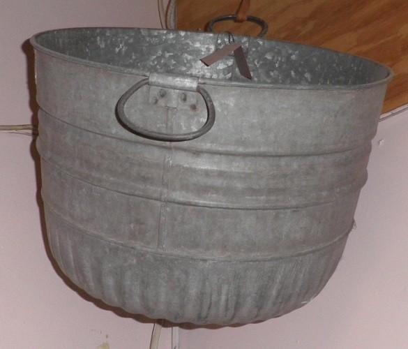 wash tub galvanized b4853 for sale classifieds. Black Bedroom Furniture Sets. Home Design Ideas