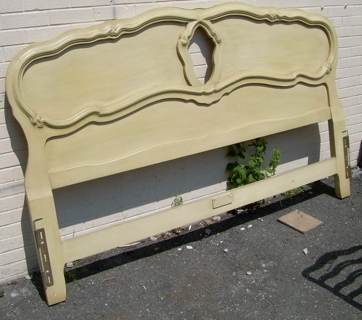 king size french headboard for sale classifieds. Black Bedroom Furniture Sets. Home Design Ideas