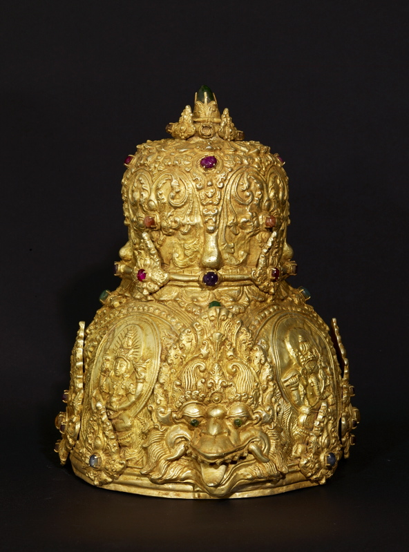 Royal Gold Crown - DV.030 For Sale | Antiques.com ...