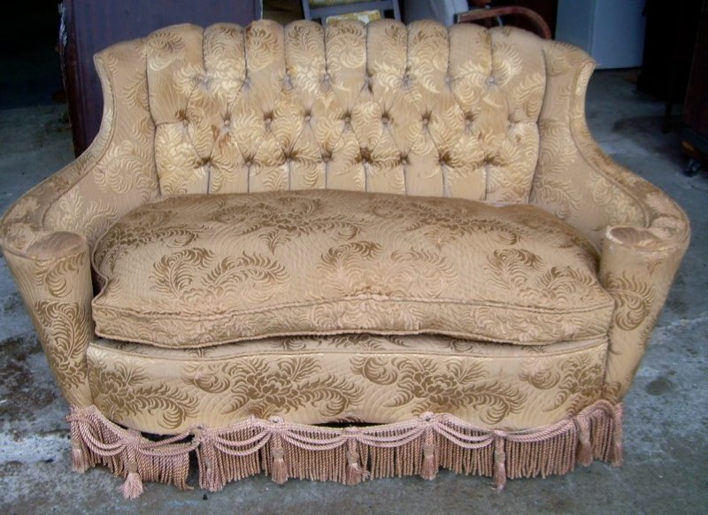 One Of A Pair Of Loveseats For Sale Classifieds