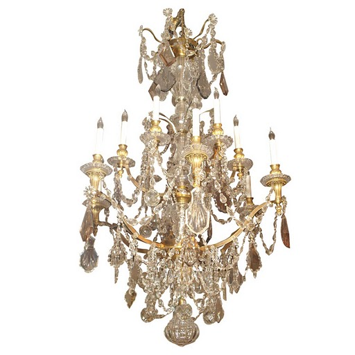 Antique Baccarat Crystal Chandelier CHC119 For Sale