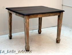 CHARMING PRIMITIVE/RUSTIC KITCHEN TABLE GREAT PATINA!!! For Sale ...