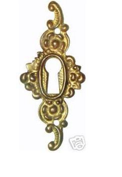 VICTORIAN KEYHOLE COVER Victorian Keyhole Covers
