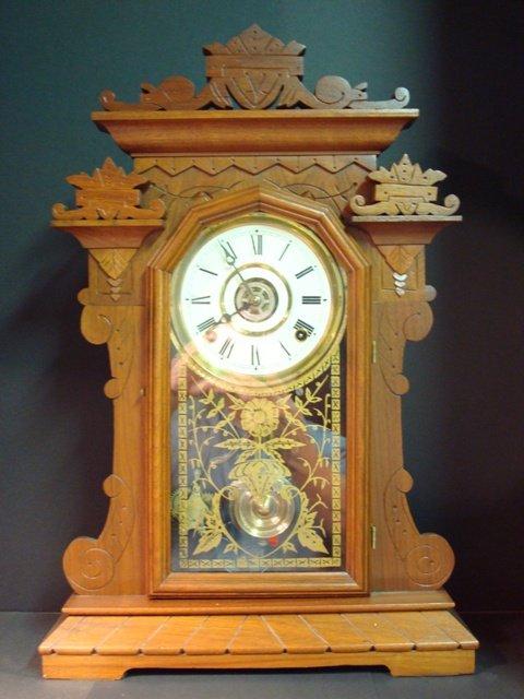 Old Mantle Clocks 17