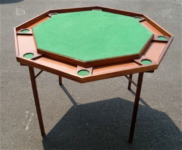 antique gambling tables