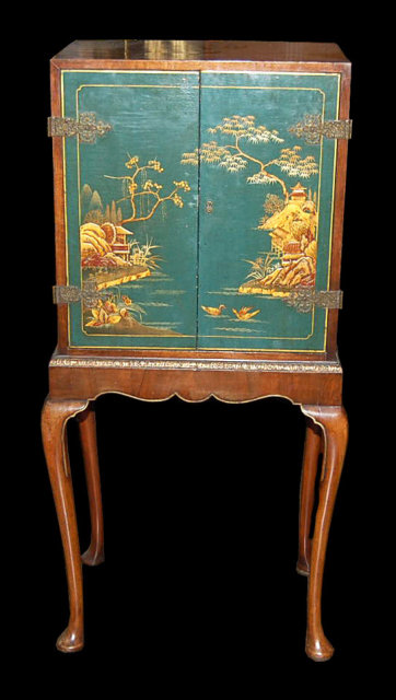English Chinoiserie Cabinet For Sale Antiques Com