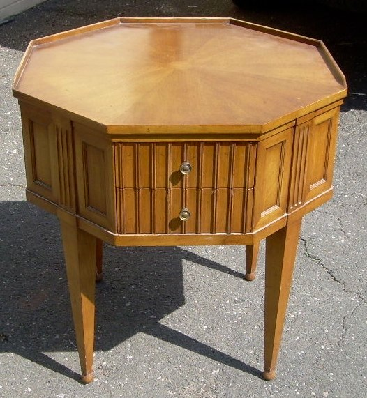 widdicomb end table for sale classifieds. Black Bedroom Furniture Sets. Home Design Ideas