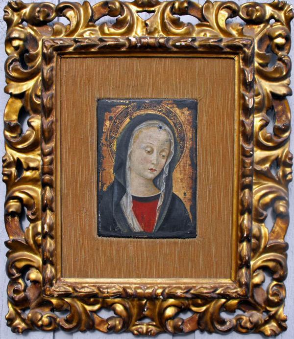 15 16 Century Italian Florentine School Oil Painting On