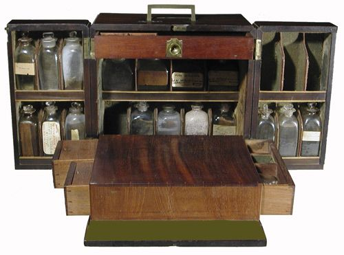 Rare Early English Apothecary Medical Cabinet Circa: 1780-1820 A most  unusual find is this early Apothecary Medical Cabinet (possibly a military  campaign ... - Rare Early English Apothecary Medical Cabinet Circa 1780-1820 For