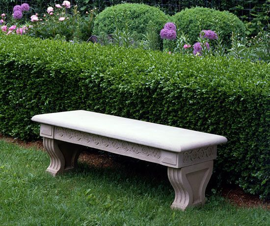 Classifieds antiques antique garden architectural antique garden decor for Stone garden bench