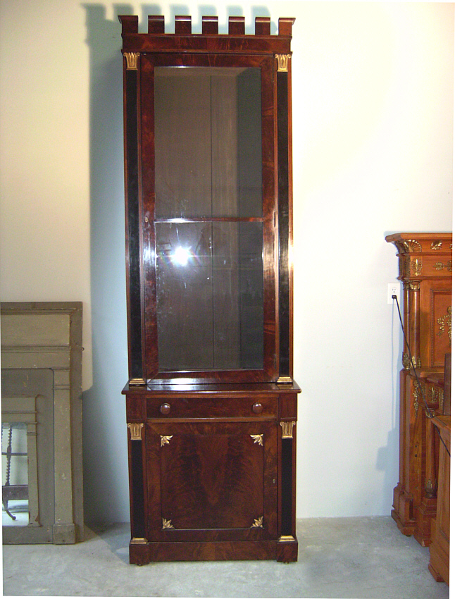 Scottish 19th c. gun cabinet bookcase : Item # 7253 - For Sale - Scottish 19th C. Gun Cabinet Bookcase : Item # 7253 For Sale