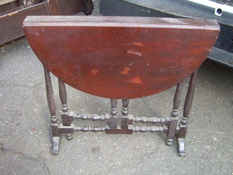 Skinner Gate Leg Table For Sale Classifieds