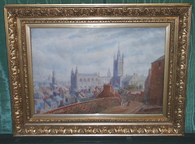 Aberdeen Watercolour For Sale Antiques Com Classifieds