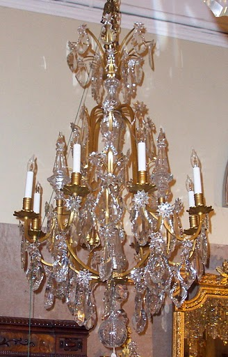 Crystal Chandeliers Chc93 For Sale Antiques Com