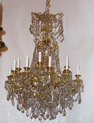 Crystal Chandeliers CHC80 For Sale
