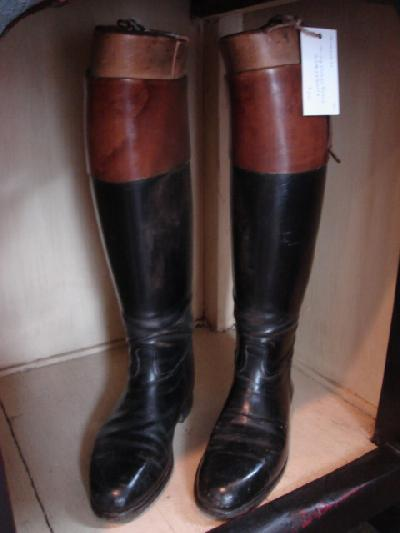 Pair of English Vintage Riding Boots-CRT4086672 For Sale ...