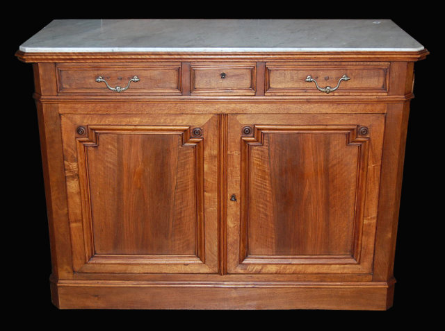 french marble top buffet for sale antiques com classifieds rh antiques com
