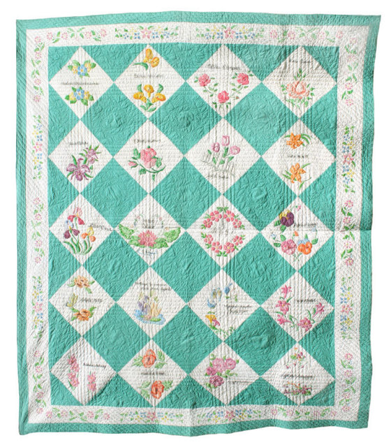 Marie Miller Antique Quilts. Over 200 antique quilts and ...